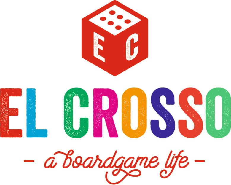 El Crosso board game life logo