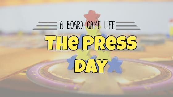 Press day banner blog