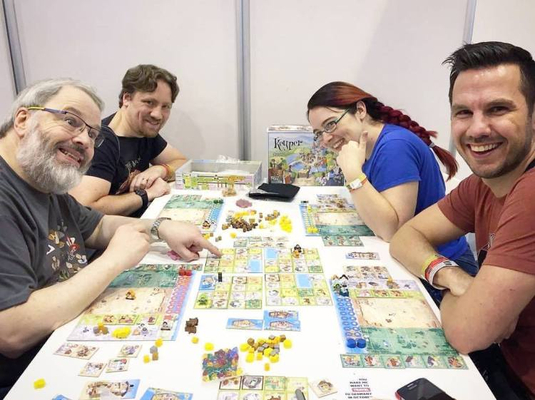 Keyper at Essen