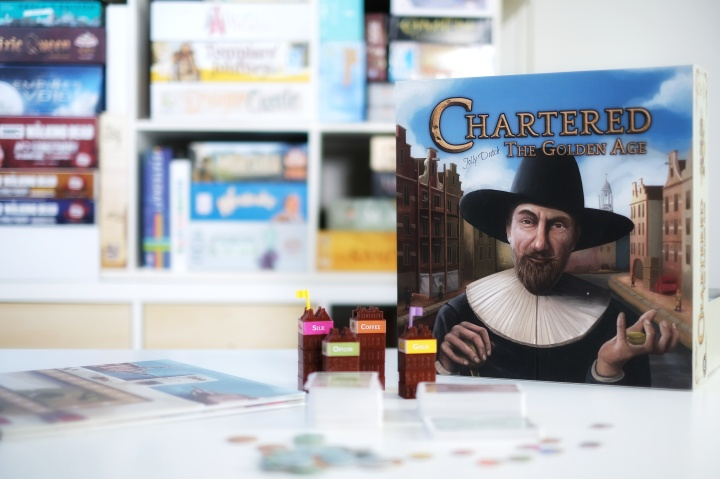 Things You Didn't Know About Chartered: The Golden Age the board game