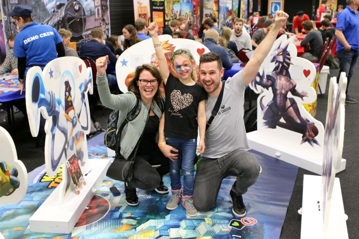 Our board game adventures at Zuiderspel 2018 The 10th year anniversaryedition