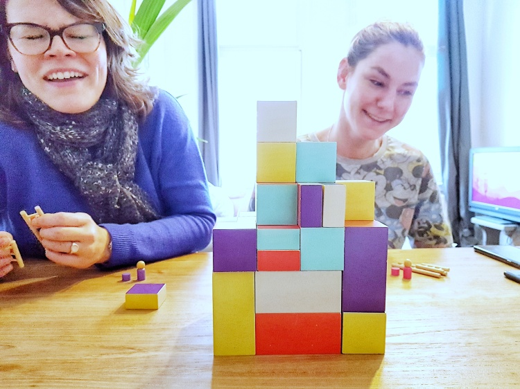 Board games are fun with Capstone Games The Climbers and Simply Complex