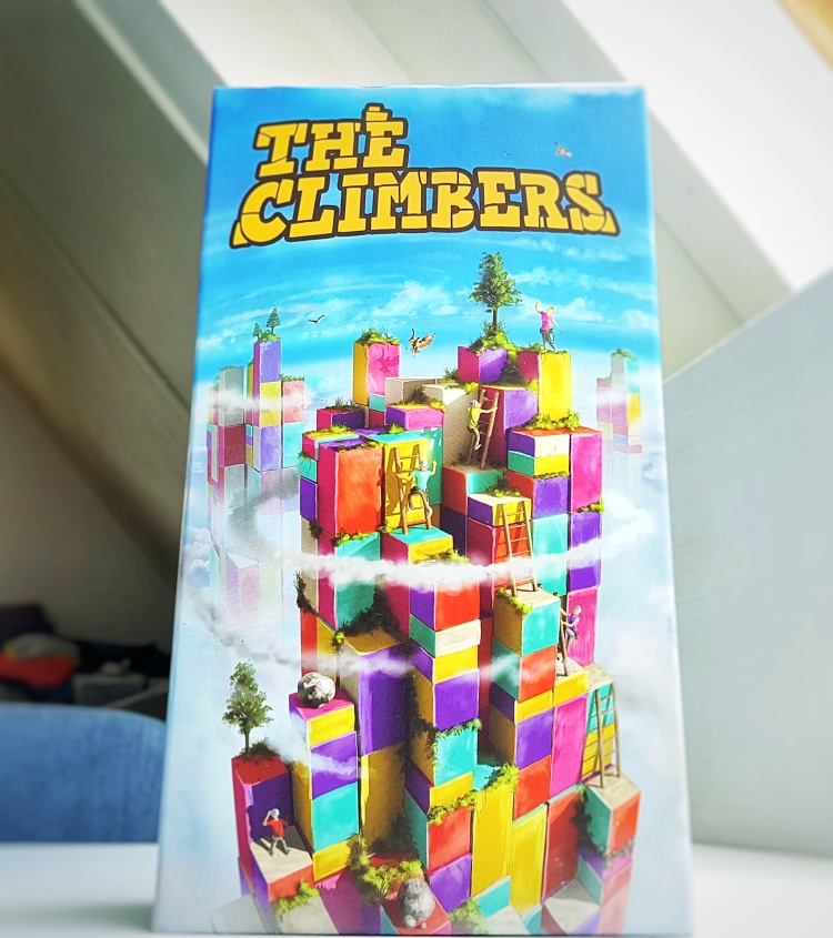 The Climbers by Capstone Games and Simply Complex