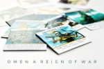 Kickstarter preview omen a reign of war beautiful artwork on the city reward tiles