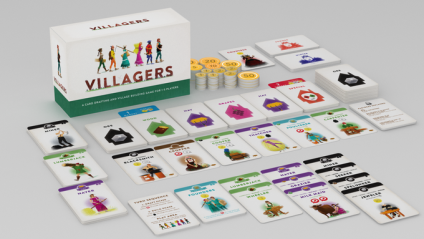 Villagers Kickstarter overview