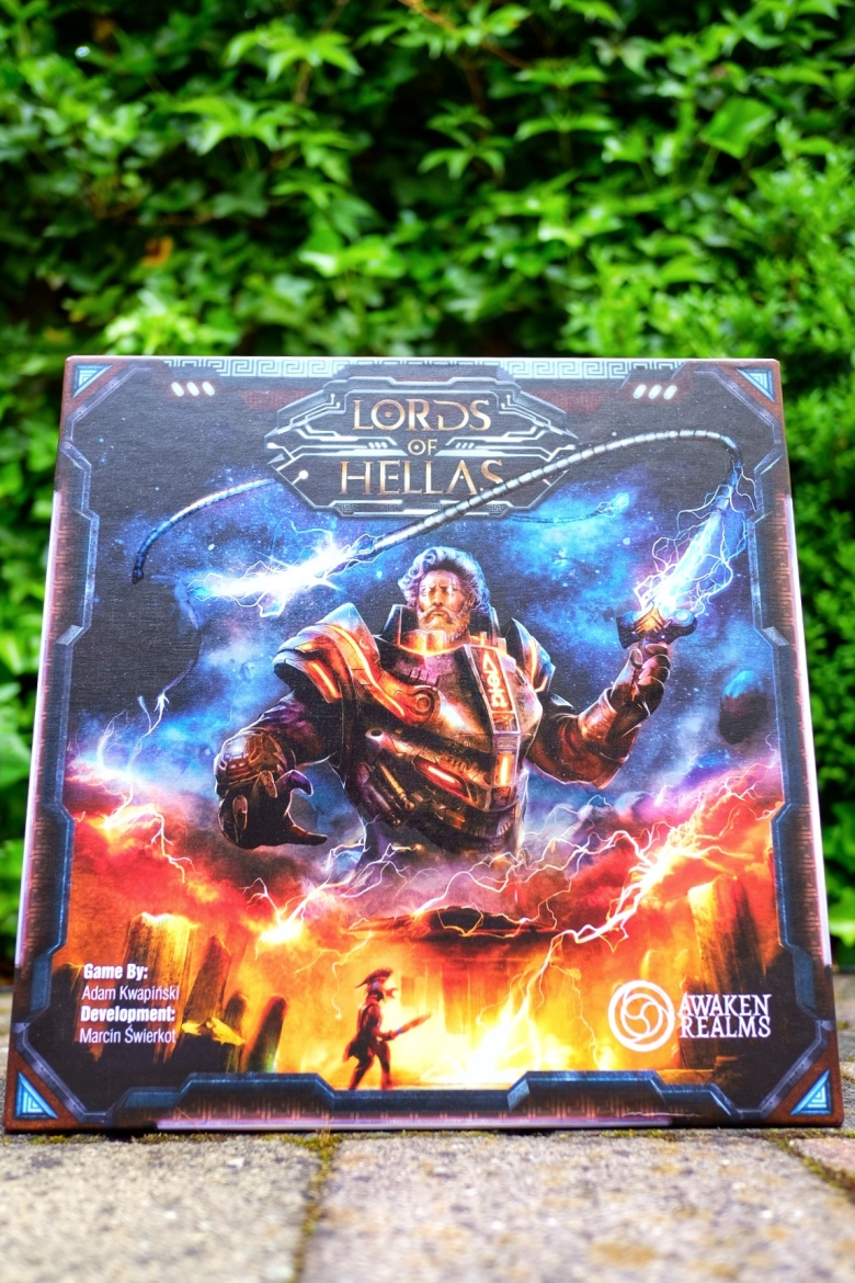 Lords of Hellas box cover