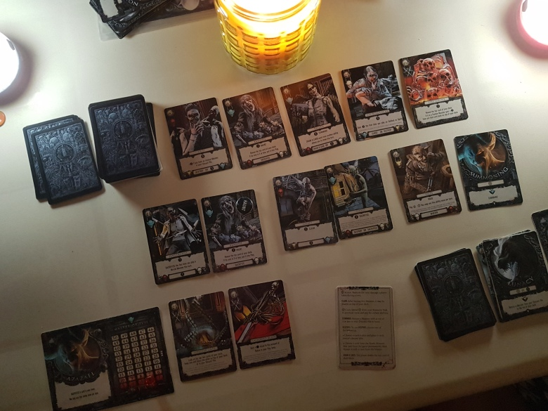 The streets of Terrors of London by Kolossal Games