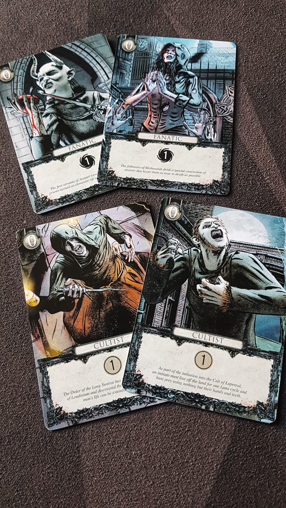 fanatics and cultists from terrors of london by kolossal games