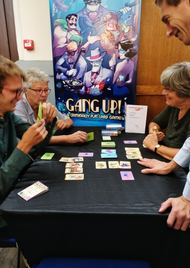 Gang Up! From HOT Games