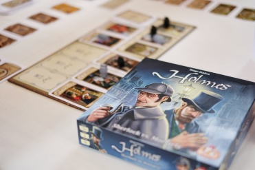 Holmes from White Goblin Games