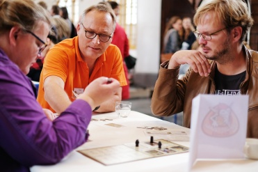 Passion for games shining through in demoing at White Goblin Games