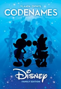 Codenames Disney Family Edition by CGE and USAOPOLY