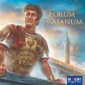 Forum trajanum by Stefan Feld from Stronghold Games and HUCH!