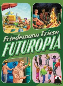 Friedemann Friese Futuropia by Stronghold Games