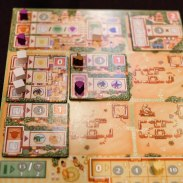 Spiel 2018 Fertility by Catch Up Games player boards