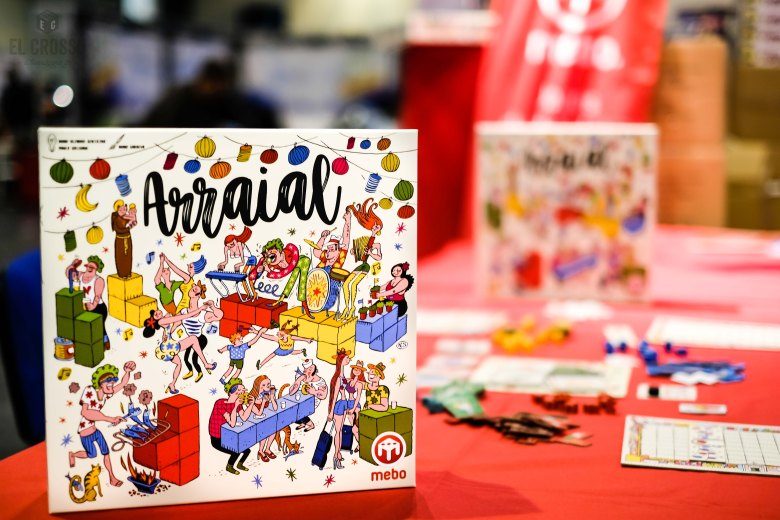 Spiel 2018 Arraial by MEBO Games