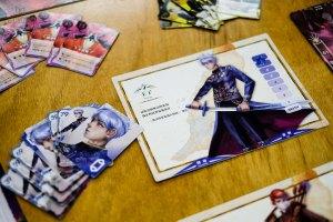 Spiel 2018 Dare to Love by MIZO Purple