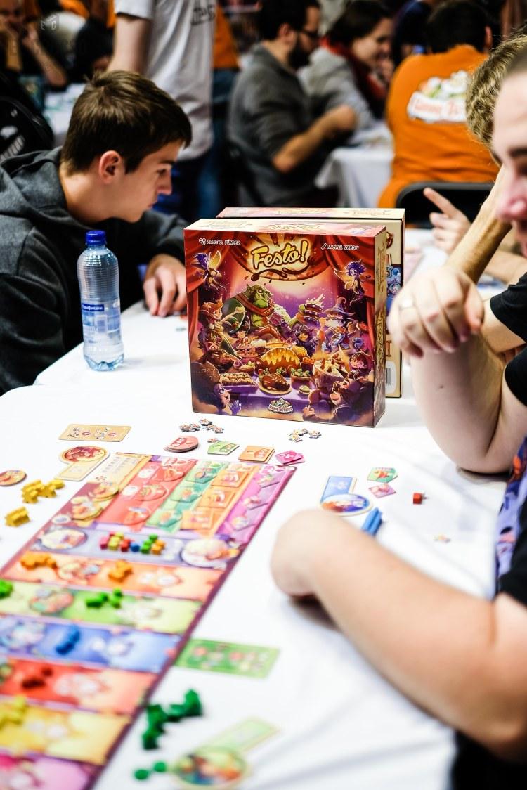 Spiel 2018 Festo by Game Brewer