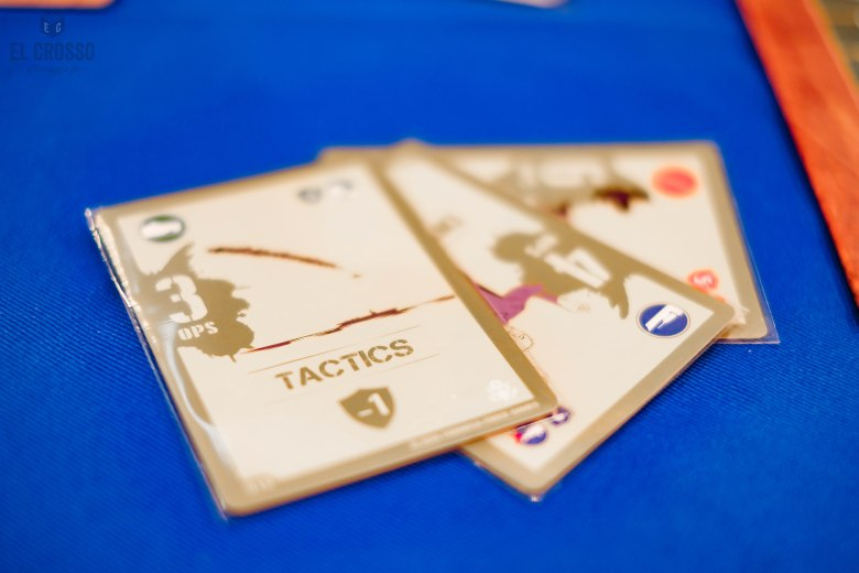 Spiel 2018 Mini WWII by Formosa Force Games cards