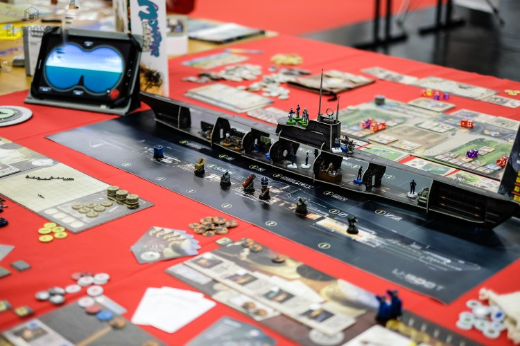 Spiel 2018 UBoot by Phalanx Games