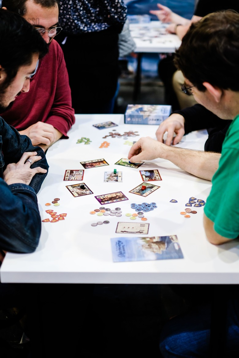 Spiel 2018 Discovery the age of voyage by Emporers4
