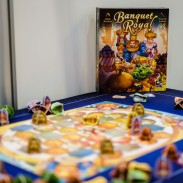 Spiel 2018 Banquet Royal by Bankiiiz Editions