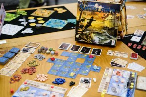 Spiel 2018 Sailblazer by Korea Boardgames Company