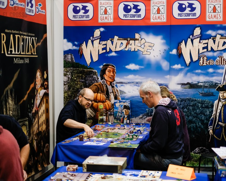 Spiel 2018 Wendake New Allies by Post Scriptum