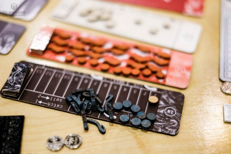 Spiel 2018 TOKYO TSUKIJI MARKET by Jordan Draper Games eel