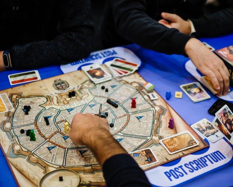 Spiel 2018 Radzetsky by Post Scriptum main board
