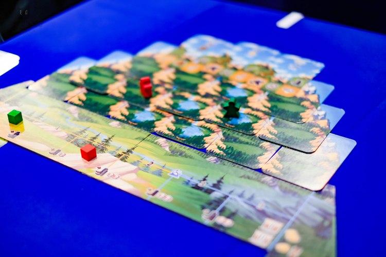 Spiel 2018 Sierra West by Board&Dice mountain