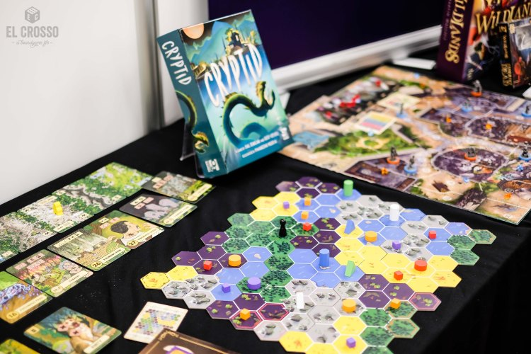 Spiel 2018 Cryptid by Osprey Games