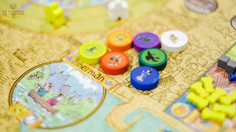 Spiel 2018 Tales of the Northlands The Sagas of Noggin the Nog by Nick Case heroes