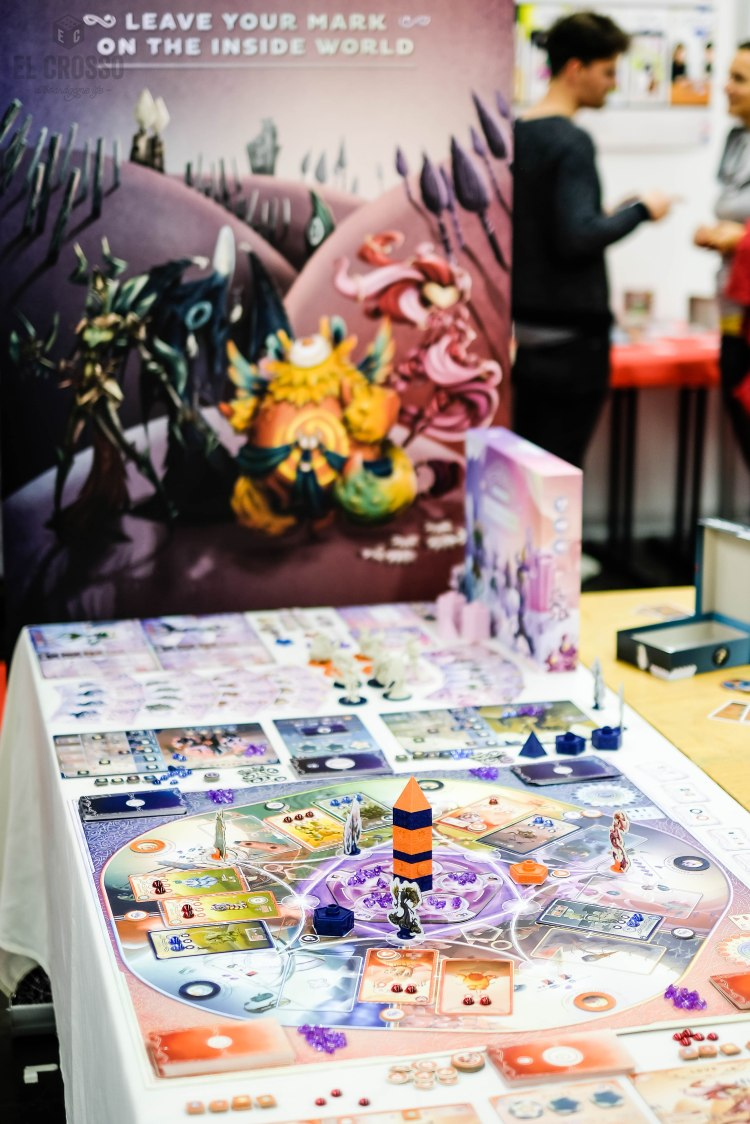 Spiel 2018 Cerebria: The Inside World by Mindclash Games