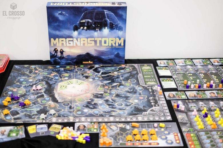 Spiel 2018 Magnastorm by Feuerland Spiele