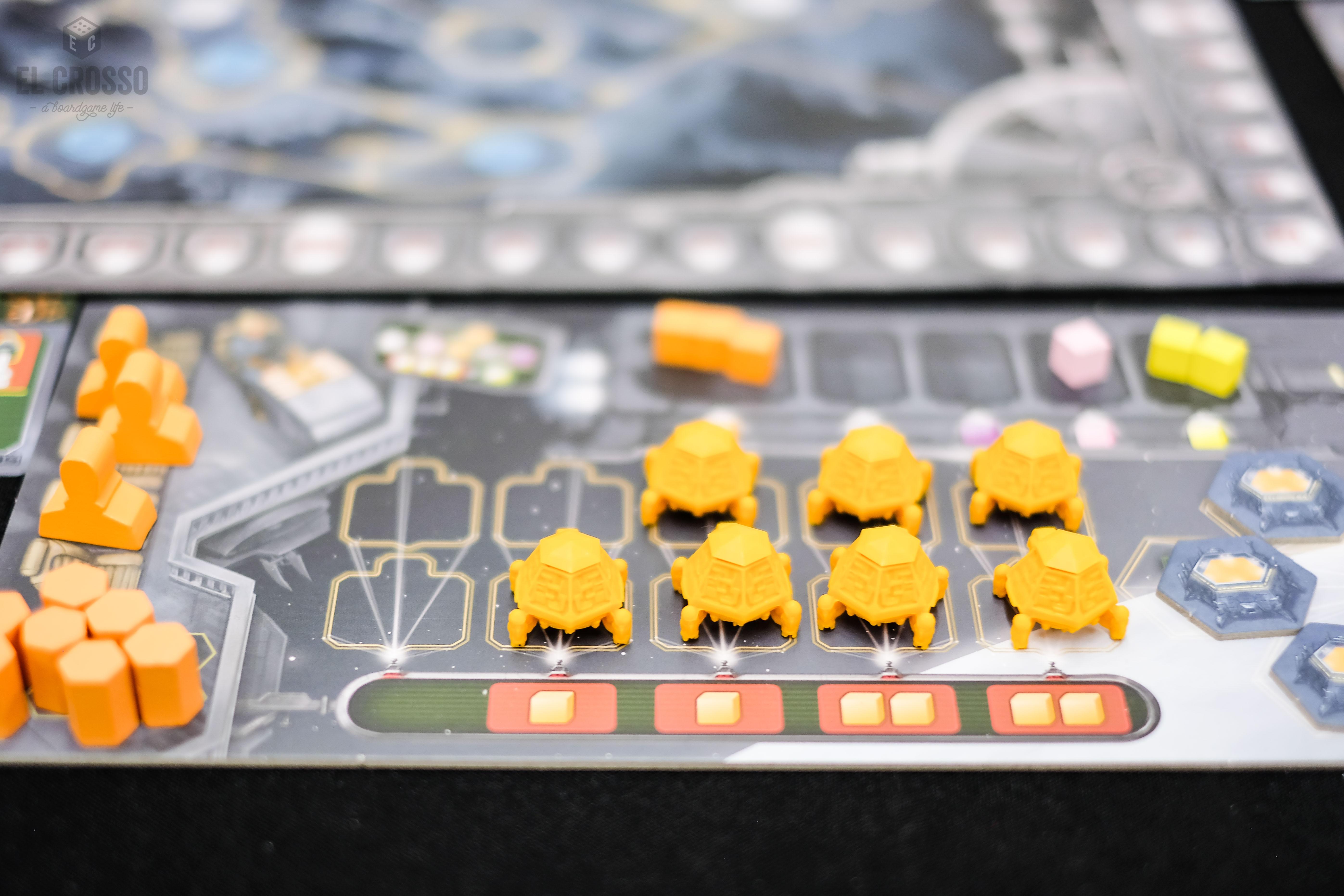 Spiel 2018 Magnastorm by Feuerland Spiele Turtles