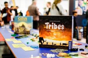 Spiel 2018 Kosmos Tribes