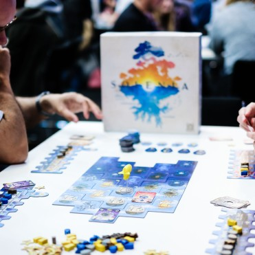 Spiel 2018 Solenia by Pearl Games Sébastien Dujardin
