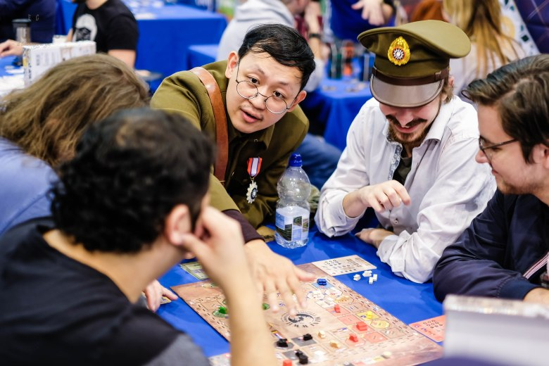 Spiel 2018 Mini WWII by Formosa Force Games from Wei-Cheng Cheng