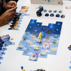 Spiel 2018 Solenia by Pearl Games main board