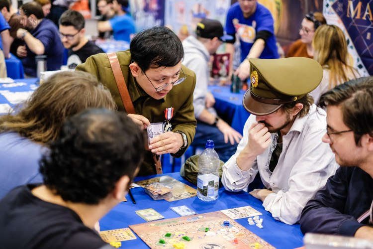 Spiel 2018 Mini WWII by Formosa Force Games from Wei-Cheng Cheng demo
