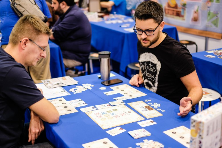 Spiel 2018 Majolica by Blue Magpie Games