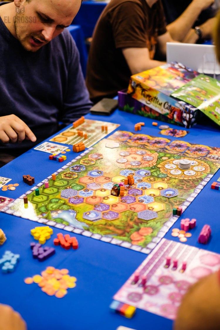Spiel 2018 Forgotten City by TWOPLUS Games