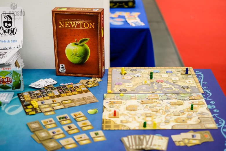 Spiel 2018 Newton by Cranio Creations