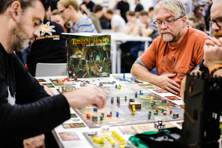 Spiel 2018 Robin Hood and the Merry Men by Final Frontier Games