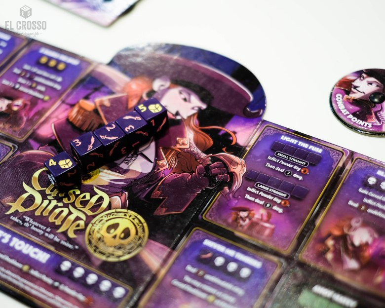 Spiel 2018 Dice Throne expansion by Roxley Games