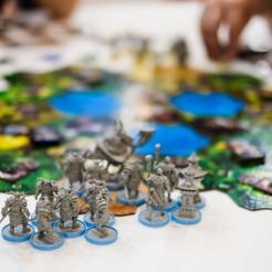 Spiel 2018 Monumental by Funforge miniatures