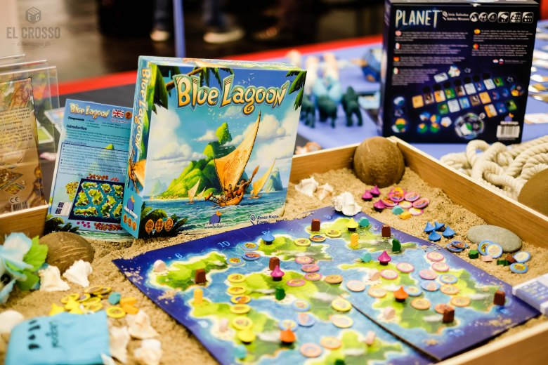Spiel 2018 Blue Lagoon Blue Orange Games