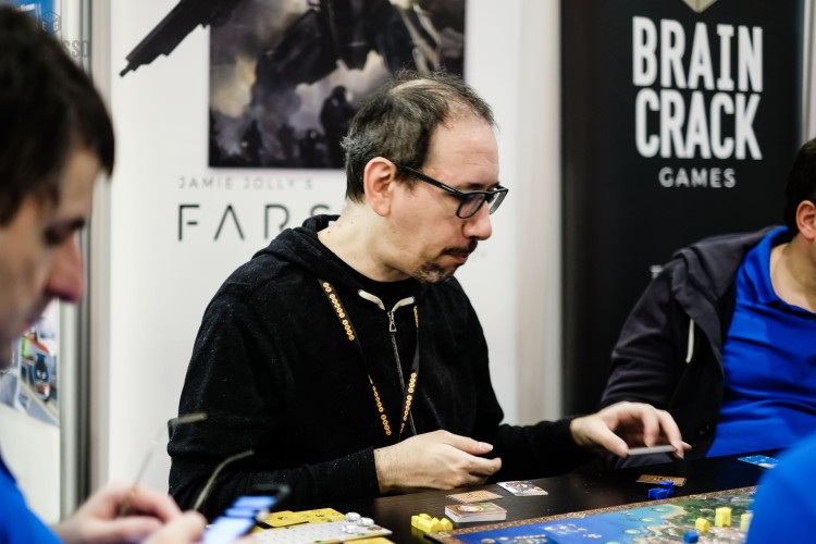 Spiel 2018 Ragusa by Capstone Games & Braincrack games Fabio