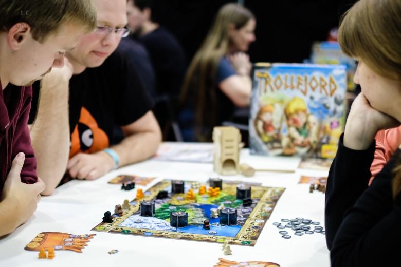 Spiel 2018 Trollfjord by Aporta Games
